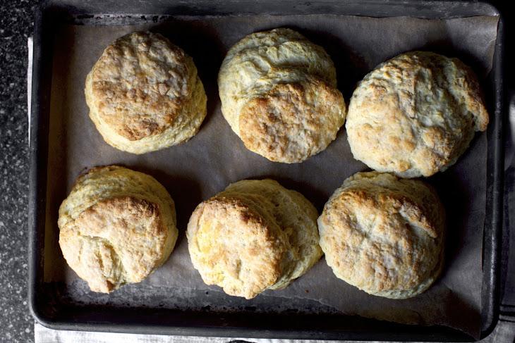 My Favorite Buttermilk Biscuits Recipe