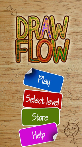 Draw-Flow: lovely puzzle game
