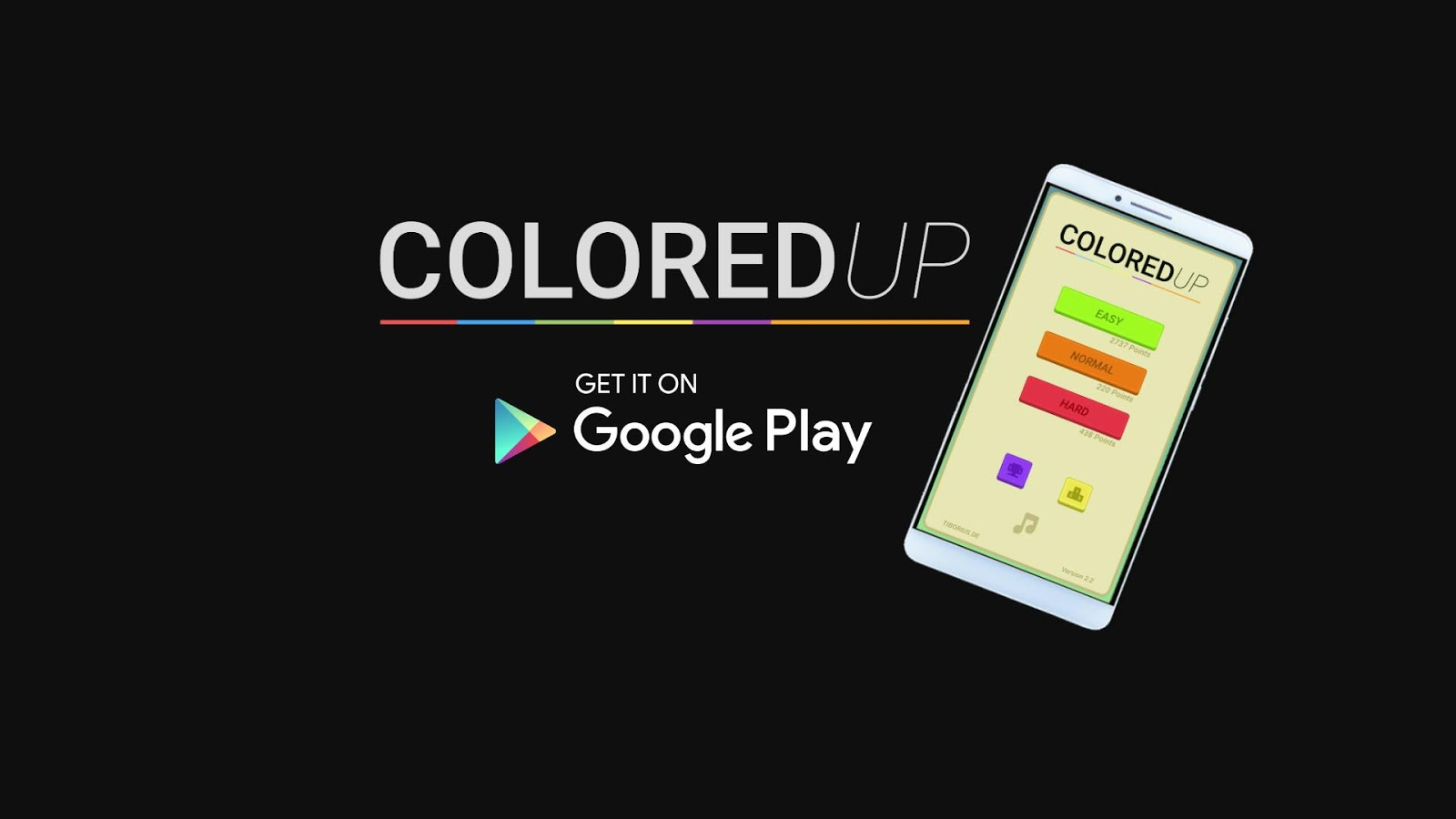 ColoredUp- screenshot