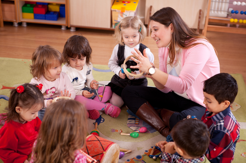 Your Child's Home Away From Home – The Child Care Center