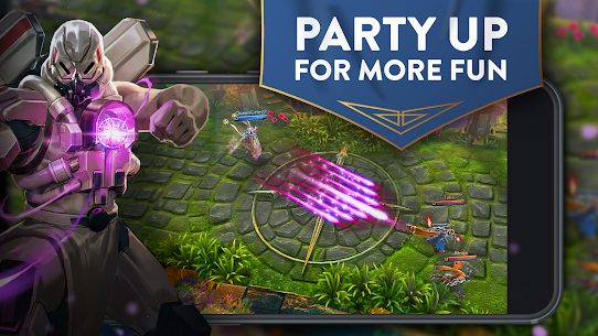 Vainglory 2.8.0 (Unlimited Money) MOD Apk + Data 3