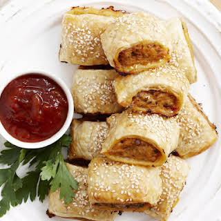 Puff Pastry Chicken Roll Recipes.