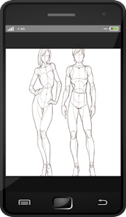 Learn To Draw Human Body - náhled
