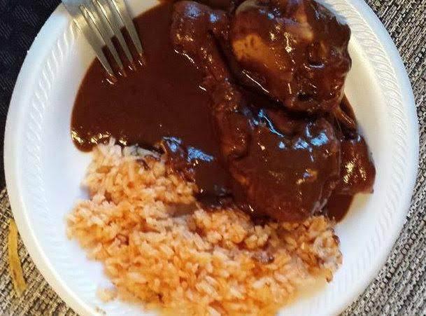 Recipe For Chicken Mole