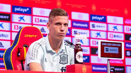 """Olmo: """"Croacia es más que Modric, un rival muy duro"""""""