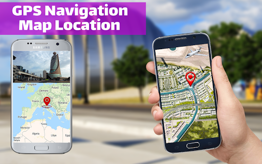 GPS Navigation & Map Direction - Route Finder Apk 2