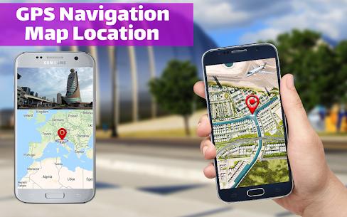 GPS Navigation & Map Direction – Route Finder 2
