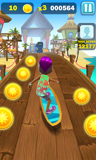 Skate Rusher Run 1.0.0 screenshots 3