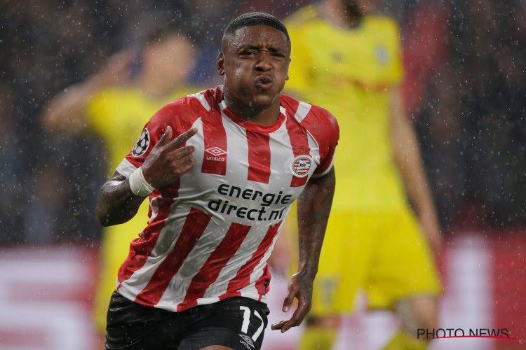PSV weet weer wat winnen is, Anderlecht-huurling moet geblesseerd van het veld