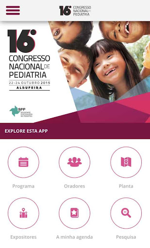 16º Congresso Pediatria 2015