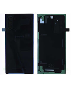 Galaxy Note 10 Back Cover Black