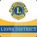 Lions District 325B1 icon