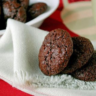 Chocolate Pound Cake Cookies.