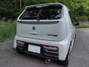 アルトワークス HA36S 4WD 5MTのカスタム事例画像 マッキーさんの2020年09月01日13:05の投稿