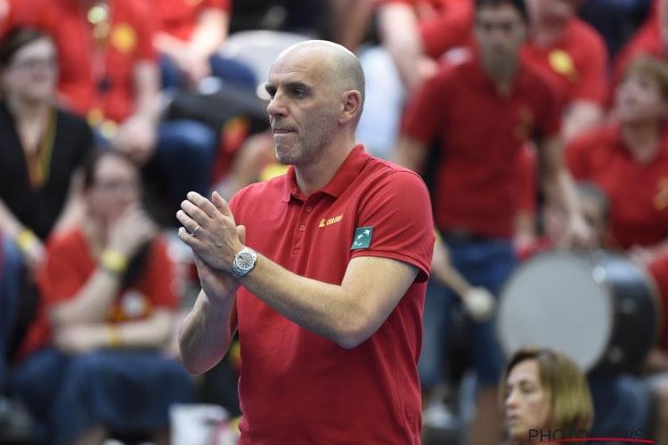 """Kapitein Van Herck voor Davis Cup-duel tegen Colombia: """"Wij zijn favoriet"""""""