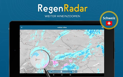 RegenRadar screenshot 5
