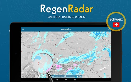 RegenRadar- screenshot thumbnail