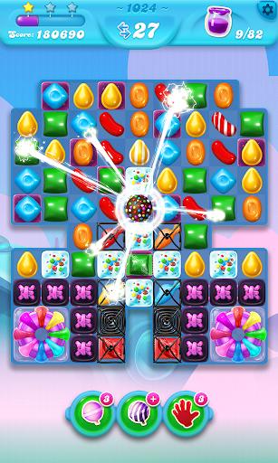 Télécharger Gratuit Candy Crush Soda Saga apk mod screenshots 1