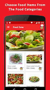 Food Zone-Online Food Order System- screenshot thumbnail