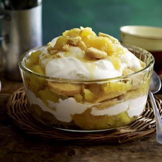 Apple Trifle.