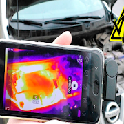 Thermal Vision Effect: Thermal Camera Filter