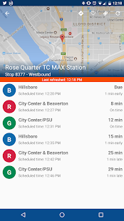TriMet Go- screenshot thumbnail