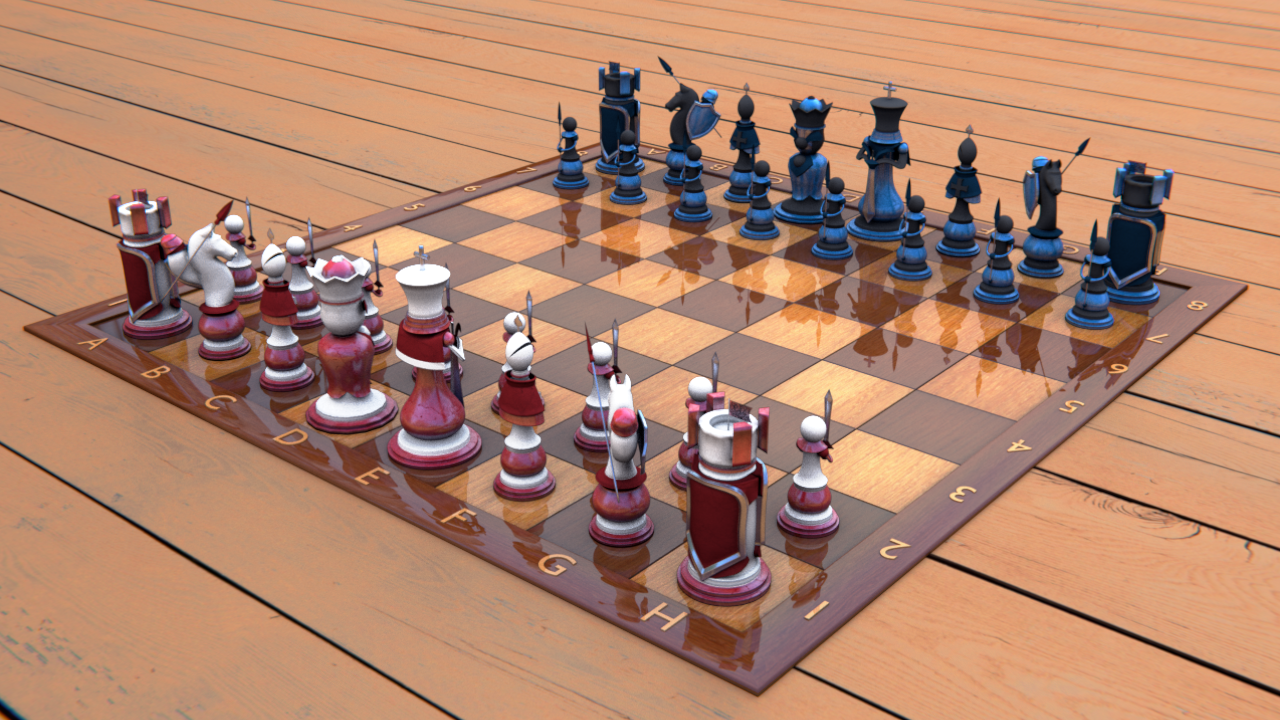 2 player chess app android