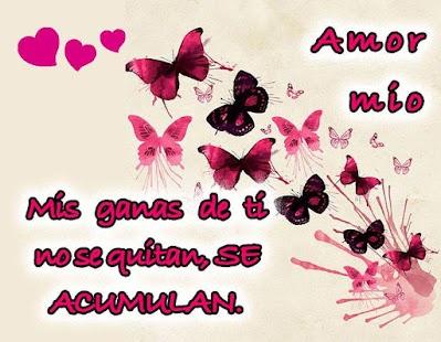 Frases de amor con mariposas - náhled