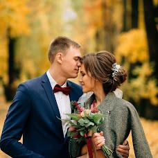 Wedding photographer Aleksandr Polosin (tomcat). Photo of 14.10.2017