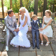 Wedding photographer Evgeniy Kuzyura (JohnyK). Photo of 13.08.2014