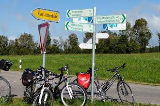 Photo: Offenbar auch eine beliebte Radler-Region.
