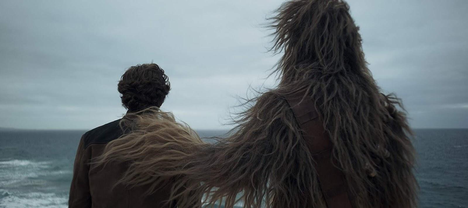 Han Solo - Gwiezdne Wojny - Historie - Han i Chewie