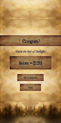 Quiz for Twilight screenshots 6