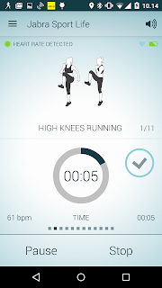 Jabra Sport Life screenshot