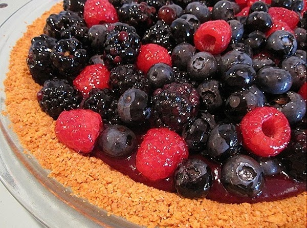 Open Berry Pie Recipe