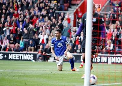 Everton se tire deux balles dans le pied à Southampton