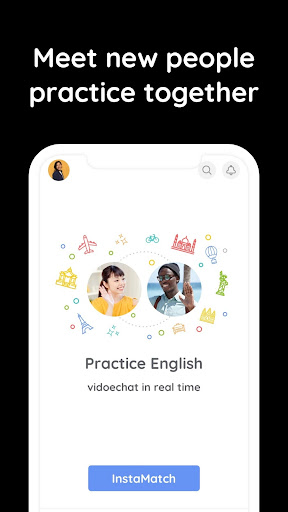 Hallo: Speak English with natives - 24/7! ud83eudd13 2.15.2 Screenshots 3
