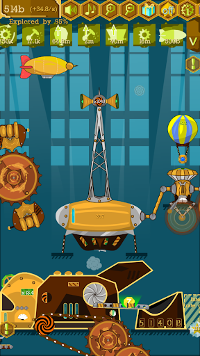 Idle Coin Factory: Incredible Steampunk Machines apkdebit screenshots 6