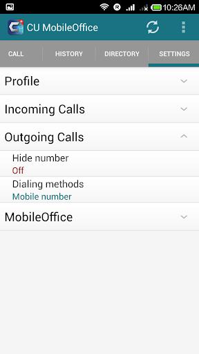 CU MobileOffice