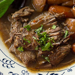 To Die for Pot Roast.