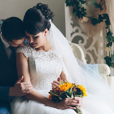 Wedding photographer Yana Slavinskaya (sentyabryaka). Photo of 15.06.2017