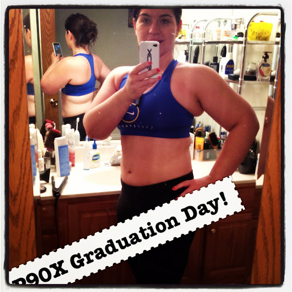 Photo: #P90X Graduation Day! I lost 25lbs #weightloss #nutrition