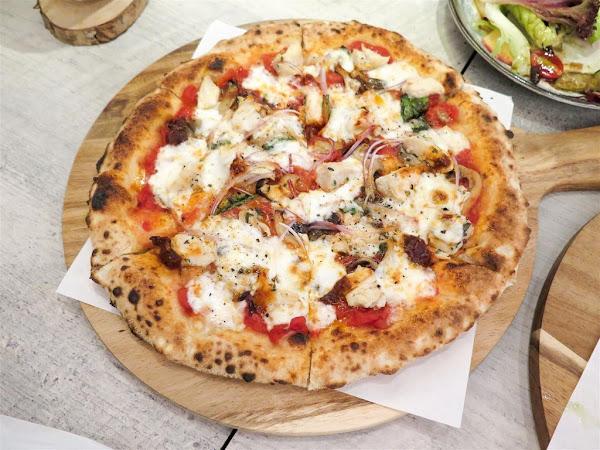 比安卡Bianca pizza