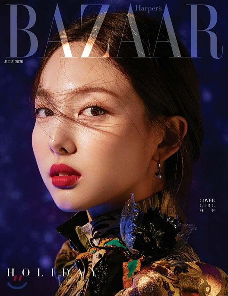 nayeon magazine