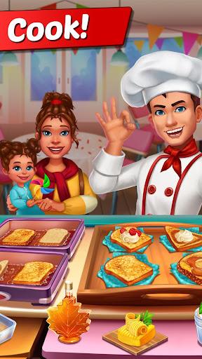 COOKING CRUSH: Cooking Games Craze & Food Games 1.0.9 screenshots 3