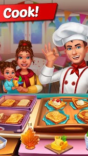 COOKING CRUSH: Cooking Games Craze & Food Games 3