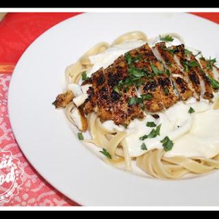 Olive Garden Chicken Alfredo Fettucine