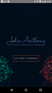 John Anthony Signals Official- screenshot thumbnail
