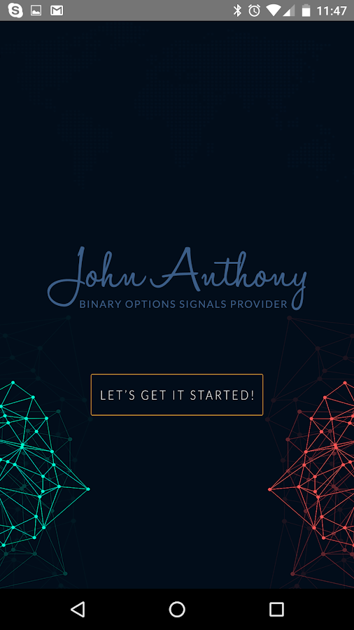 John Anthony Signals Official- screenshot