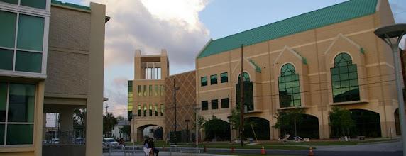 Photo: Xavier University Center, New Orleans
